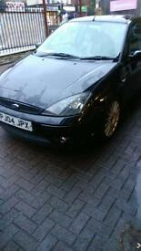 Ford Focus st170 , one years mot swap ????
