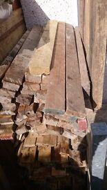 Job lot of assorted timber