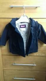 Baby Coat (0-3mth)