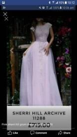 Sherri Hill size 10 dress New