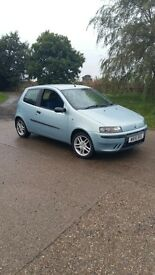 breaking for parts. fiat punto 2001/51 1.2