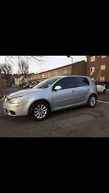 ## Volkswagen Golf 2.0 2007 Starts and drives bargain ## not polo focus astra