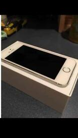 iPhone 5s 16gb white/silver amazing condition