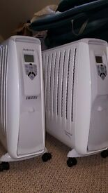 Dimplex Eco Cadiz 2 kW electric heater. Brand new, unused and still in original packing.