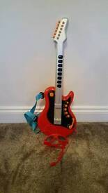Early learning centre rock star guitar girl boy toy