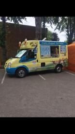 Ice Cream Van Commercial