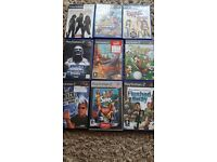 Ps2 games 9 games