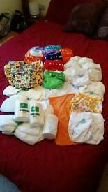 Reusable Nappy Bundle