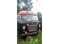 1969 BMC LD Ambulance 61,000 Restoration Project
