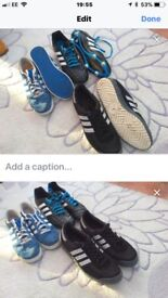 Men's Adidas trainers / football boots