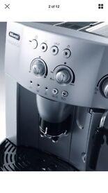 Brand new De' Longhi coffee machine