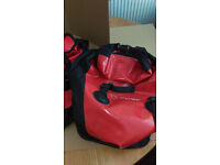 CYCLE PANNIERS 2 PAIRS