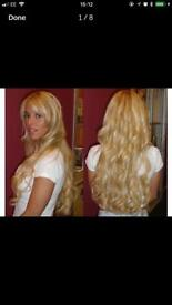 Hair Extensions No Glue Or Bonds