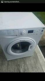 Hot point washing machine