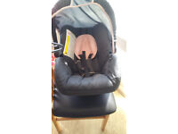very good condition baby car seat