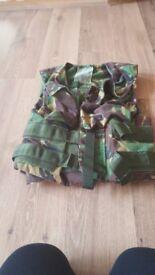 Combat Army Body Armour jacket