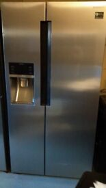 SAMSUNG RS58K64.... American fridge freezer, with water and ice dispenser, new Ex display