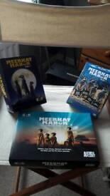 MEERKAT DVD SETS