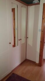 Built in wardrobe and drawers