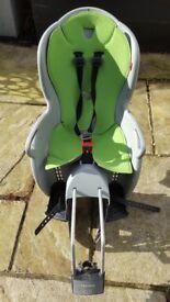 Hamax bike child seat