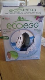 Eco eggs antibacterial laundary