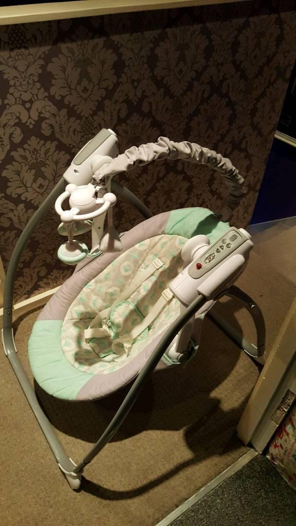 Baby swing chaor