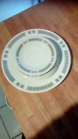 Potcelain Crockery Dinnerwave Plates