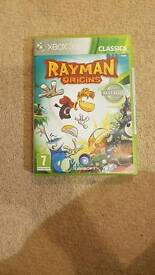Rayman Origins Xbox 360 game