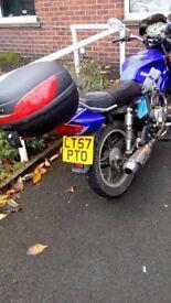 Sukida 125cc spairs and repairs