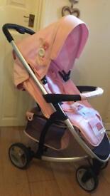 My Babiie Billie Fairs pushchair
