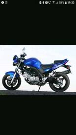Sv650 wanted