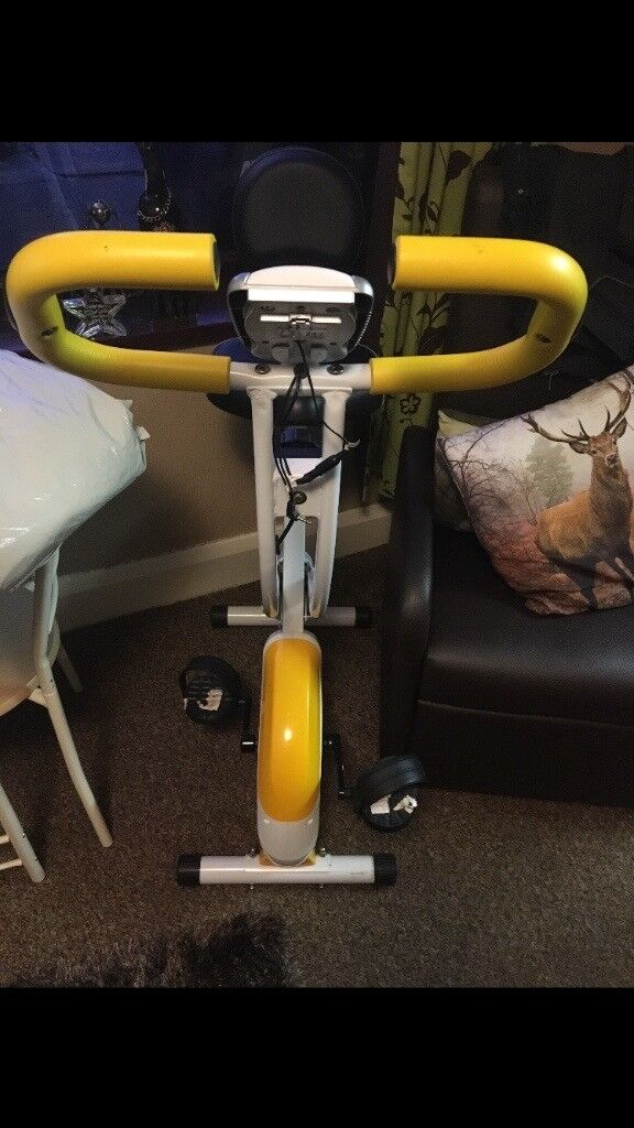 Stationary Exercise Bike - great condition