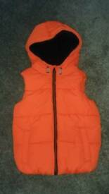 Boys M&S Bodywarmer Age 4-5