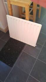 Single radiator 530mm x 600mm