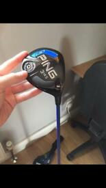 Ping G30 3 wood - great condition
