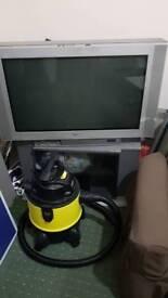 Very heavy tv