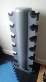 Vertical Heavy Duty Dumbbell Stand