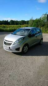 CHEVROLET SPARK + 1.0 2012 61 PLATE A/C ALLOYS NEW TYRES 12 MONTHS MOT NICE EXAMPLE