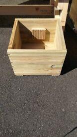 NEW Handmade Square Planter