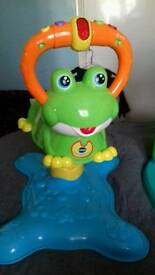V.Tech Bounce & Discover Frog.