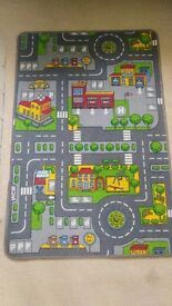 Car road rug. brand new