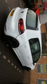 2009 WHITE VOLKSWAGEN GOLF 2.0 TDI GT *DAMAGED* MUST GO NOT LEON GTD GTI R32 SEAT LEON FR AUDI A3