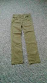 Boys Chinnos Trousers