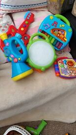 Baby toddler toys musical shapes and colours