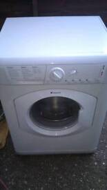 """""""CHEAP AS CHIPS DEALS""""HOTPOINT WASHING MACHINE /SUPERCLEAN / serviced ready to go.£49.96 Offers Inv"""
