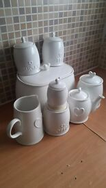 Kitchen set , Tea, Coffe Jar , Storage containers