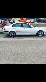 Bmw 3 series. 2.5 automatic petrol
