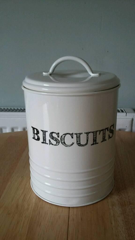 Biscuit Barell - Cream