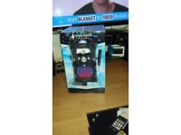 KARAOKE MACHINE PARTY CARNAVAL SDL9035 Portable BRAND NEW IN BOX THAY ARE £240 ON EBAY £170 O N O