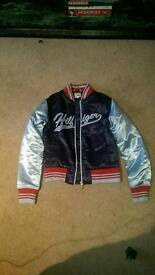 TOMMY HILFIGER VINTAGE JACKET 198Os OPEN TO OFFERS